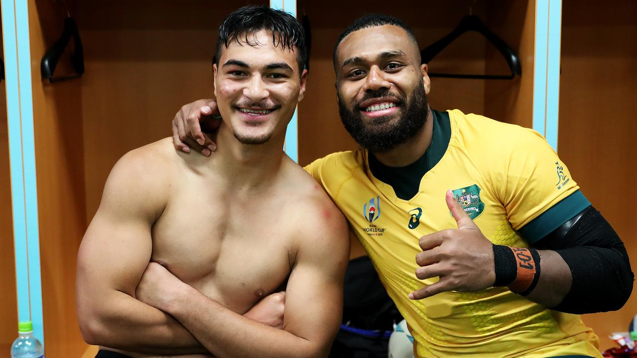 Confirmed: Teen star centre of attention as Wallabies go for broke
