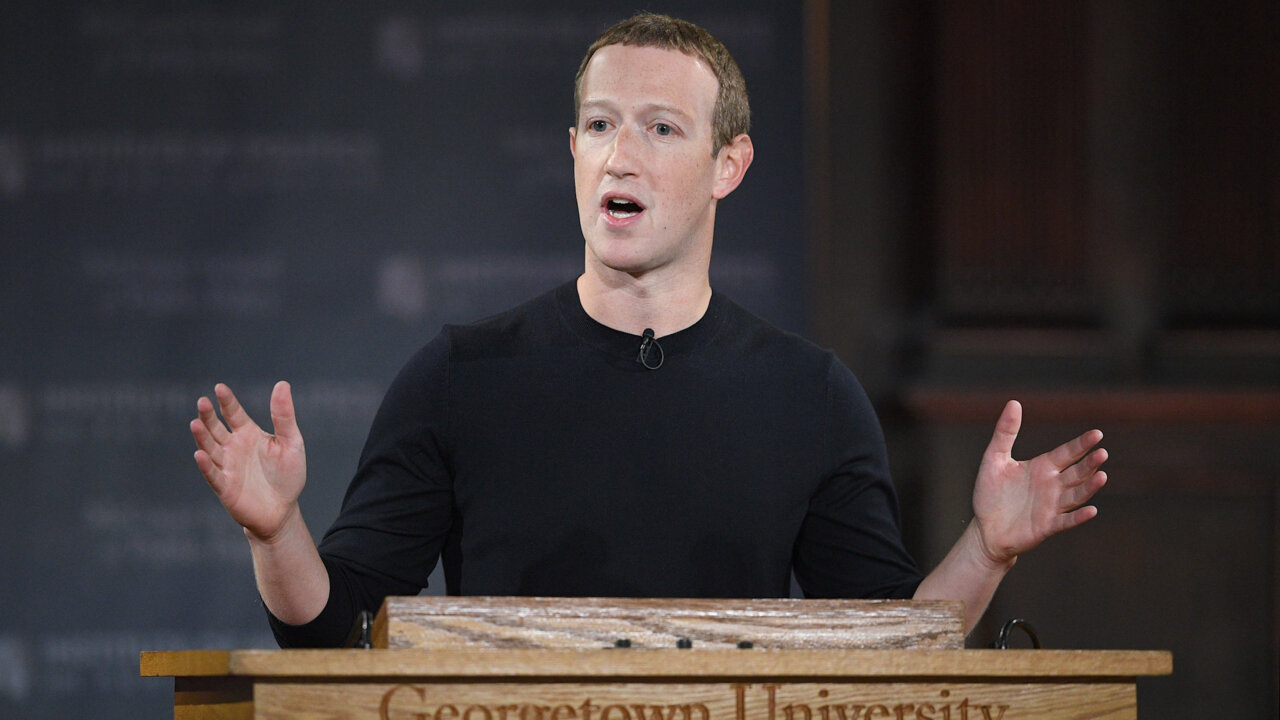 Facebook's Zuckerberg on Preserving Free Speech While Tightening Controls