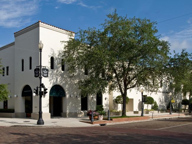 The Morse Museum. Picture: Supplied/The Charles Hosmer Morse Museum of American Art, Winter Park, Florida.