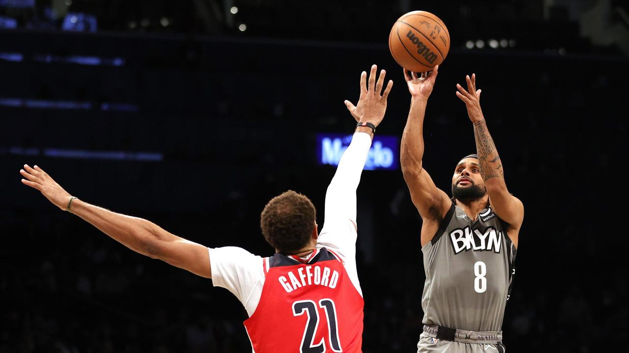 'Annoying' Mills 'inspires' Nets with 'amazing' cameo; Bulls win in 25-year MJ throwback: NBA Wrap