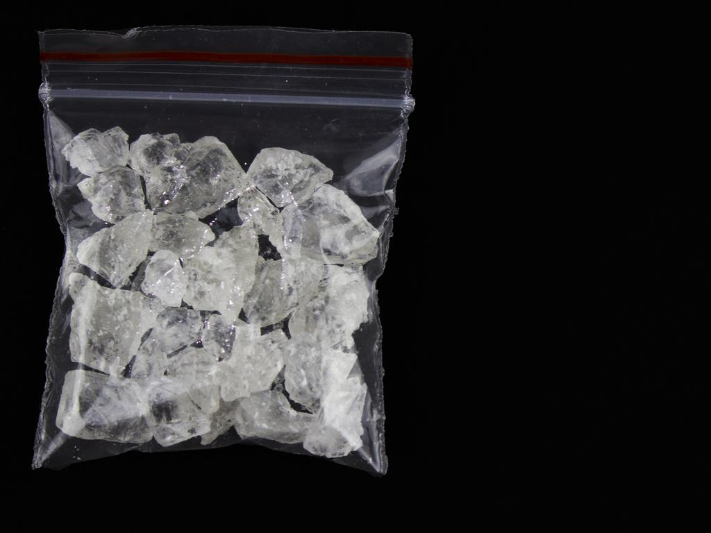 Ice is the most-used illegal stimulant in Australia. Picture: iStock