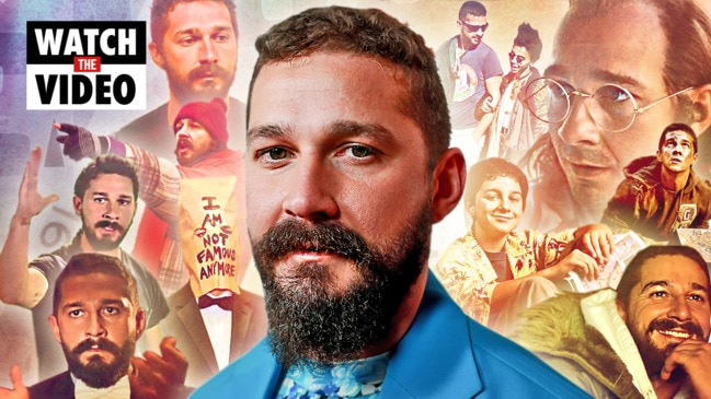 The controversial life of Shia LaBeouf