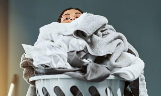 The simple trick that can cut your laundry time in half