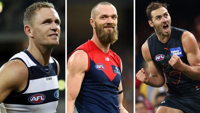 Every AFL team ranked in the Power Rankings.