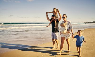 Best Aussie beach trips to make these school holidays