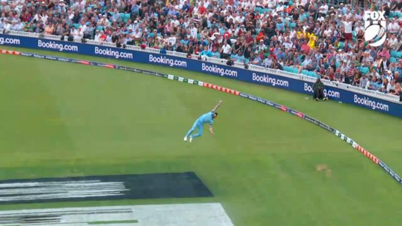 Ben Stokes' all-time catch