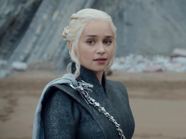 Game of Thrones features Dany. Picture: Supplied/Foxtel