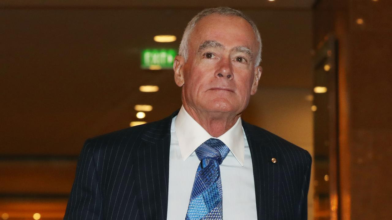 John Poynton, a prominent Perth businessman, says he was forced off Crown's board by Ms Coonan and the Victorian regulator. Picture: David Crosling / AAP