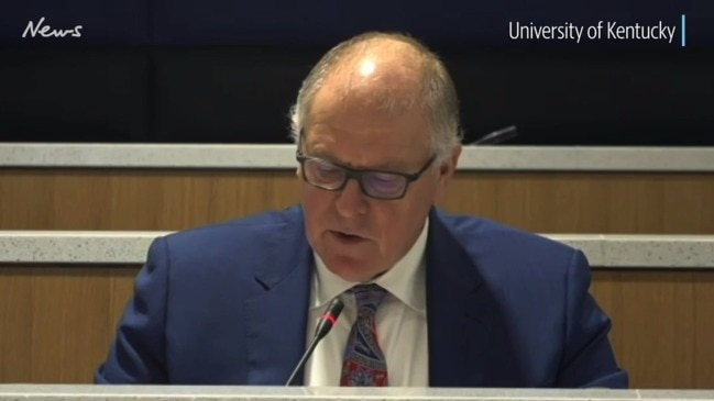Provost speaks on investigation into nudity, alcohol abuse at Kentucky cheerleading program
