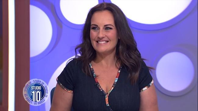 Studio 10 guest Sara Marie from Big Brother chats about life