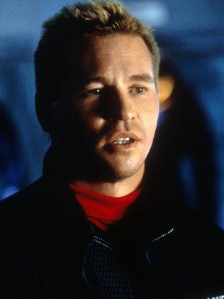Val Kilmer in scene from film 'Red Planet'. Picture: Supplied