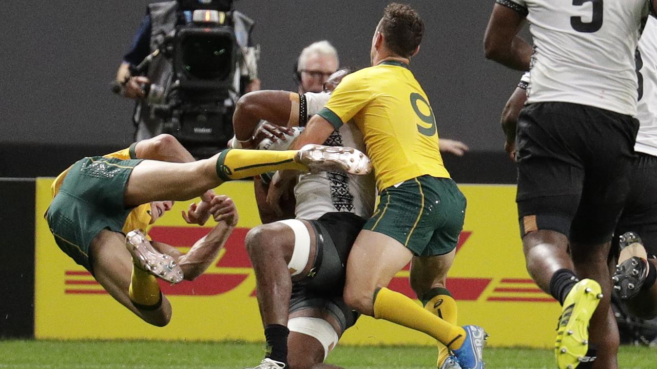 Fiji accusation against Wallabies star could cost him World Cup spot