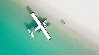 Dreamy photos of Whitehaven Beach aren't going to cut it any more. Picture: Tourism and Events Queensland