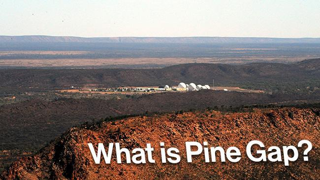 What is Pine Gap?