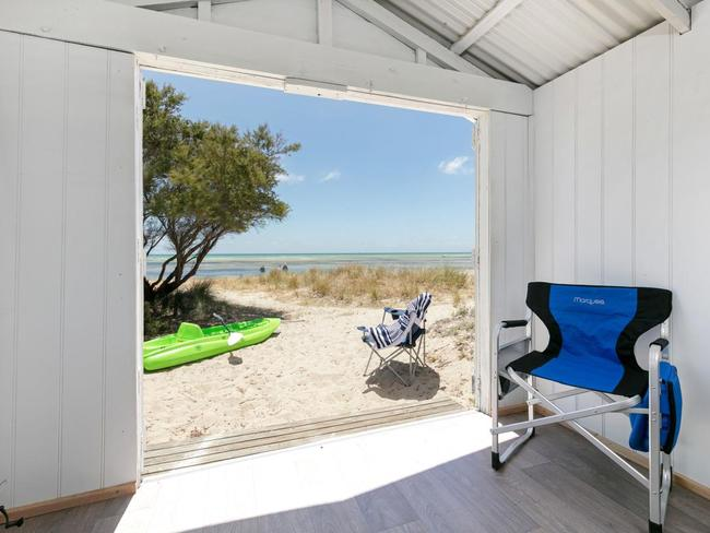 What more could you want? 158 Beachbox, Rosebud, Victoria.