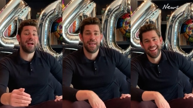 John Krasinski asks fans to open up their 'cyber wallets' for his birthday