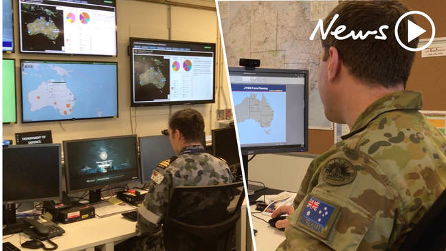 "Inside the ADF COVID-19 ""War Room"""