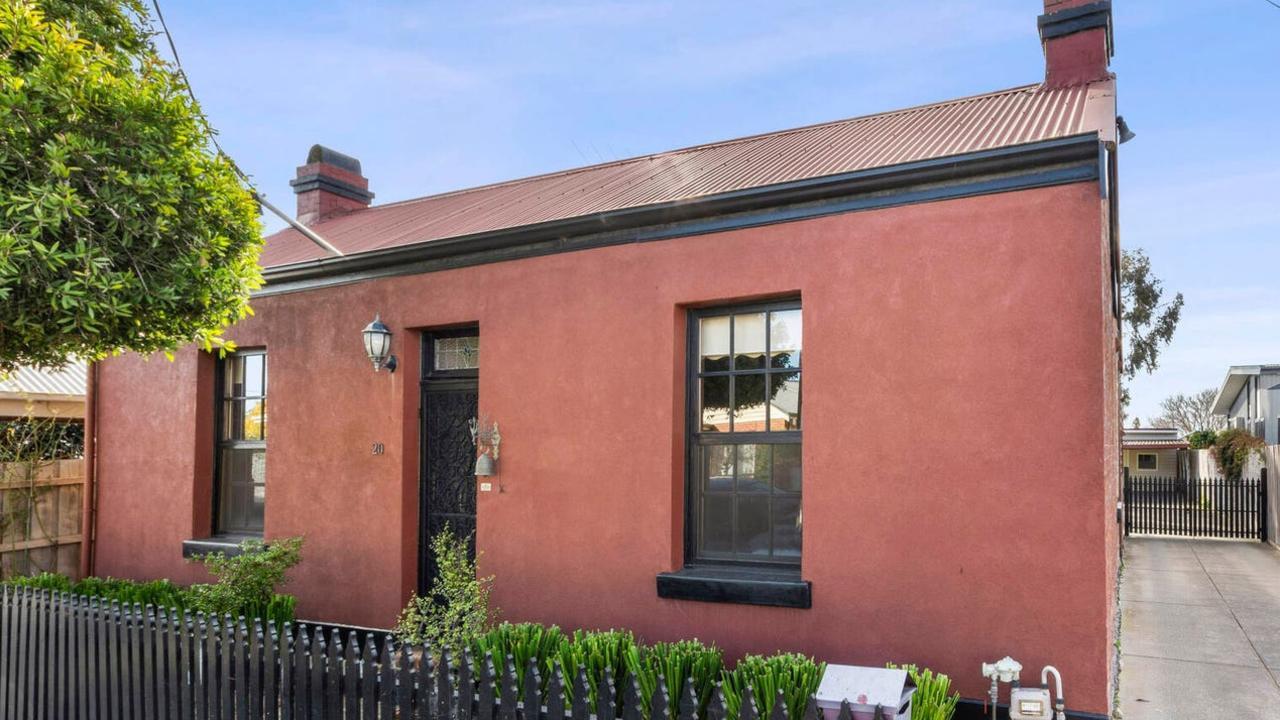 20 John St, Geelong West, sold for $1.1 million in September, 2021.
