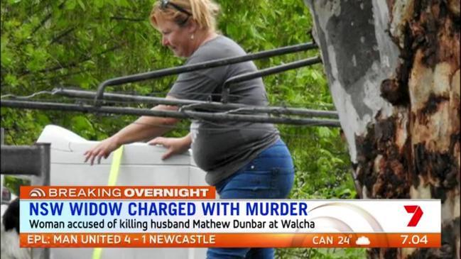 Parter charged with murder of NSW farmer