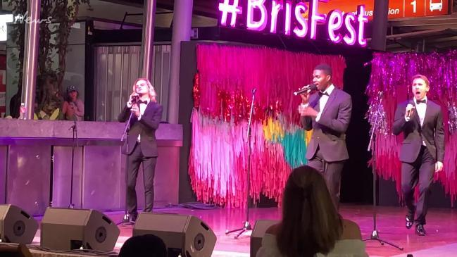 Launch of the Brisbane Festival 2018