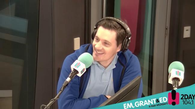 Ed Kavalee caught cheating by his wife