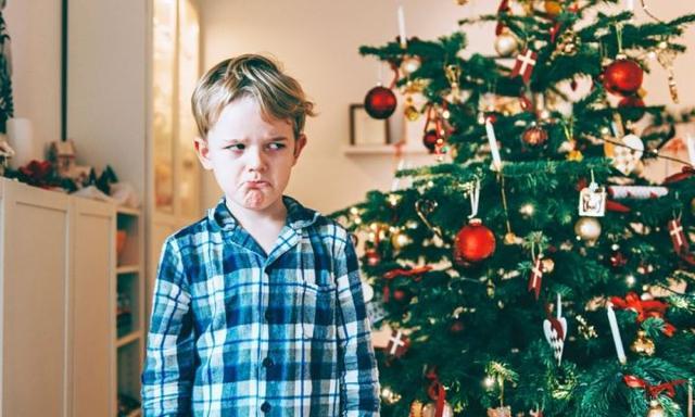 Christmas Grinch mum cancels christmas