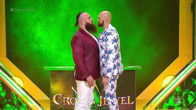 UFC and boxing stars make WWE switch