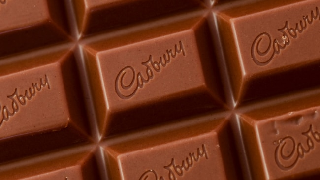 Cadbury chocolate is life. Image: iStock
