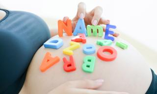 Baby names set to be popular for the next decade