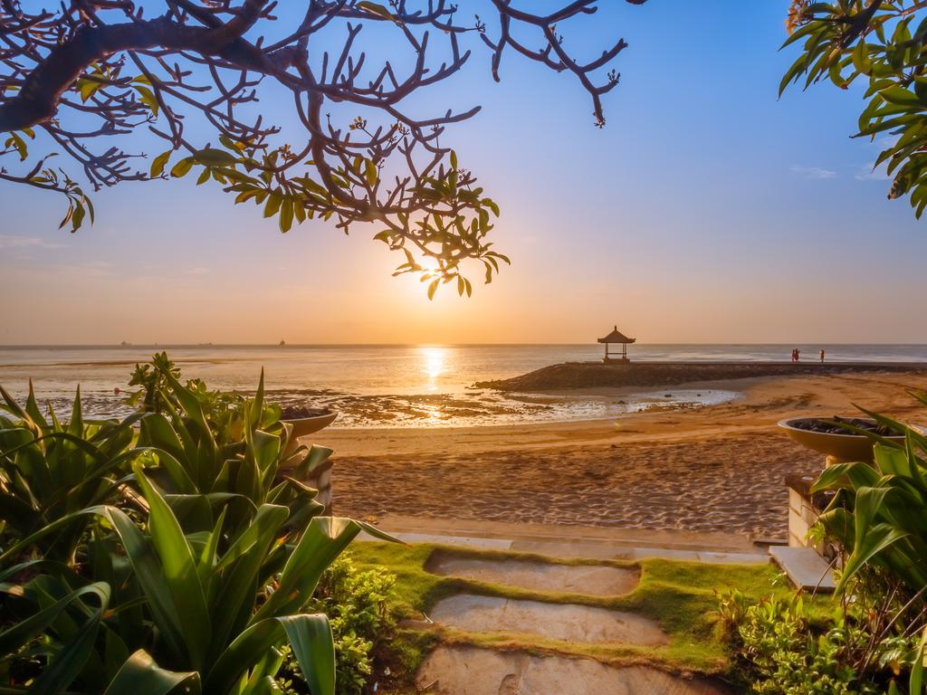 Sanur: For those who want the quiet life.