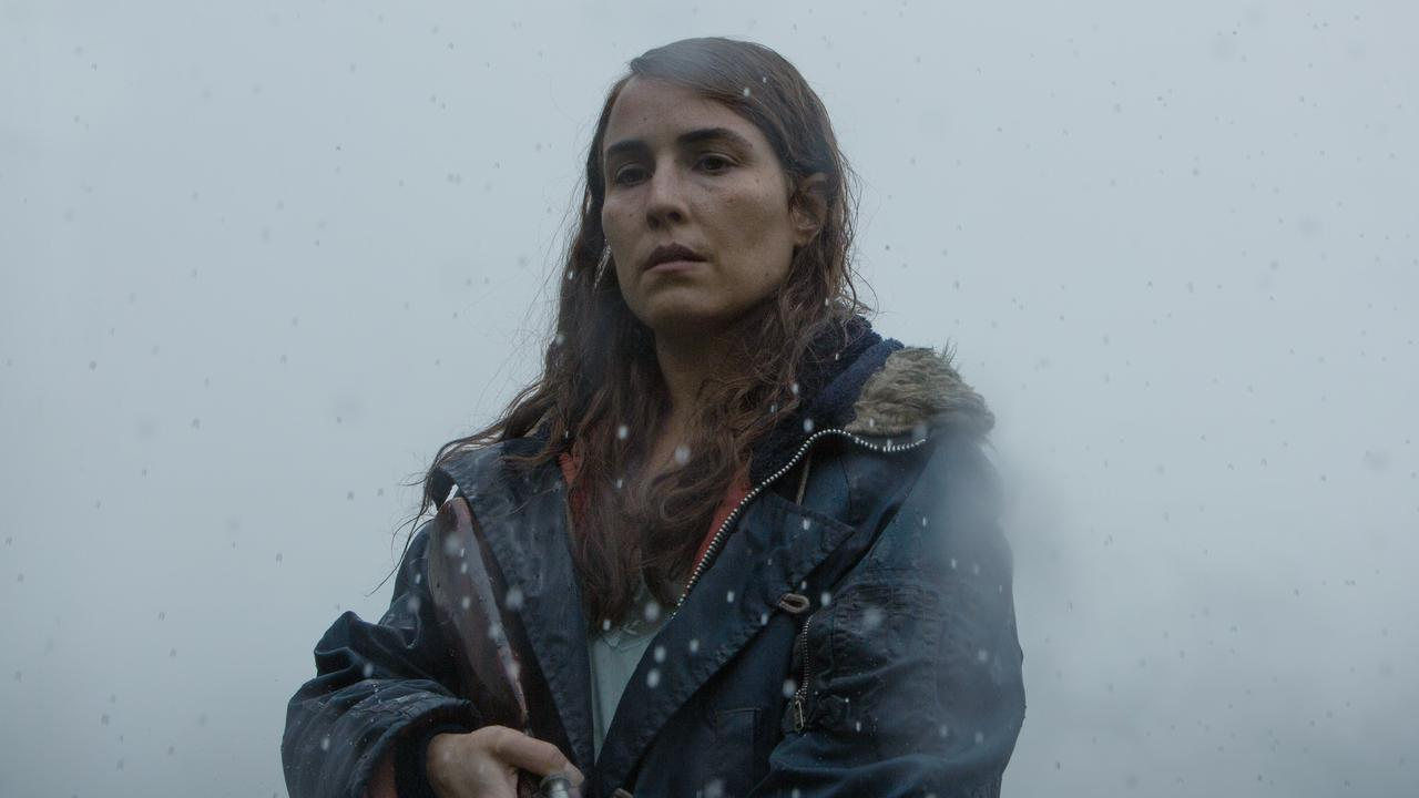 Noomi Rapace in Iceland film Lamb. Picture: Madman