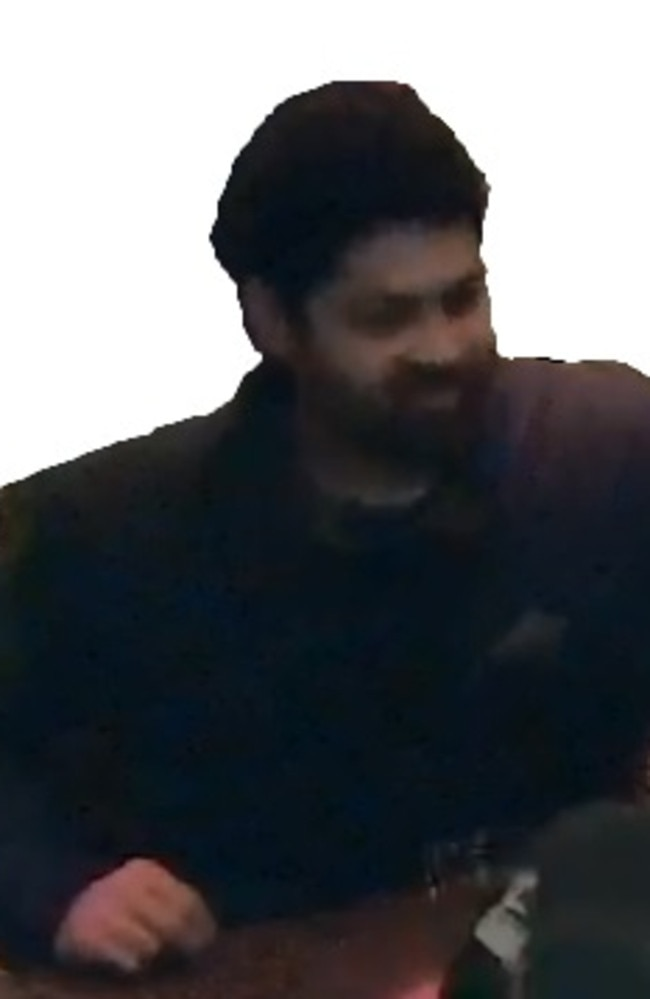 Police have released this image of a man they want to talk to over a sexual assault in Melbourne.