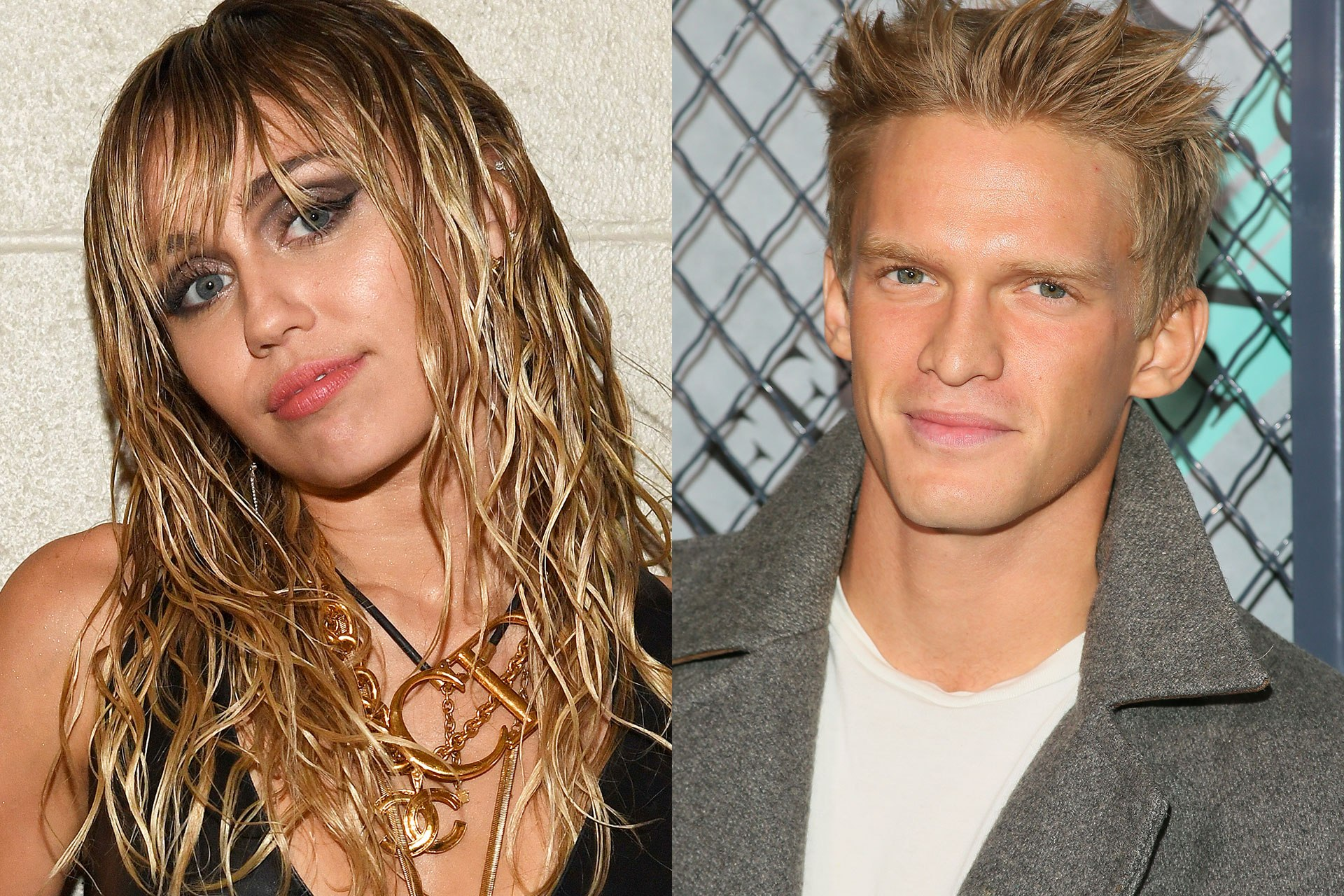 Cody Simpson spoke out about his rumoured relationship with Miley Cyrus