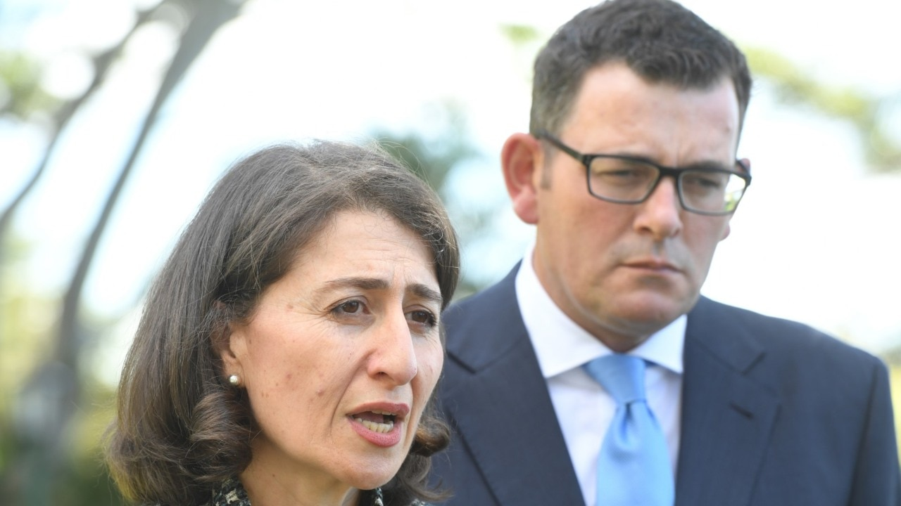 NSW, Vic premiers seeking tighter lockdown measures