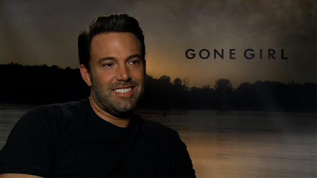 Ben Affleck Gone Girl Interview Exclusive