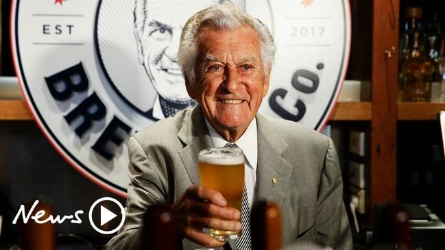 Bob Hawke dies aged 89