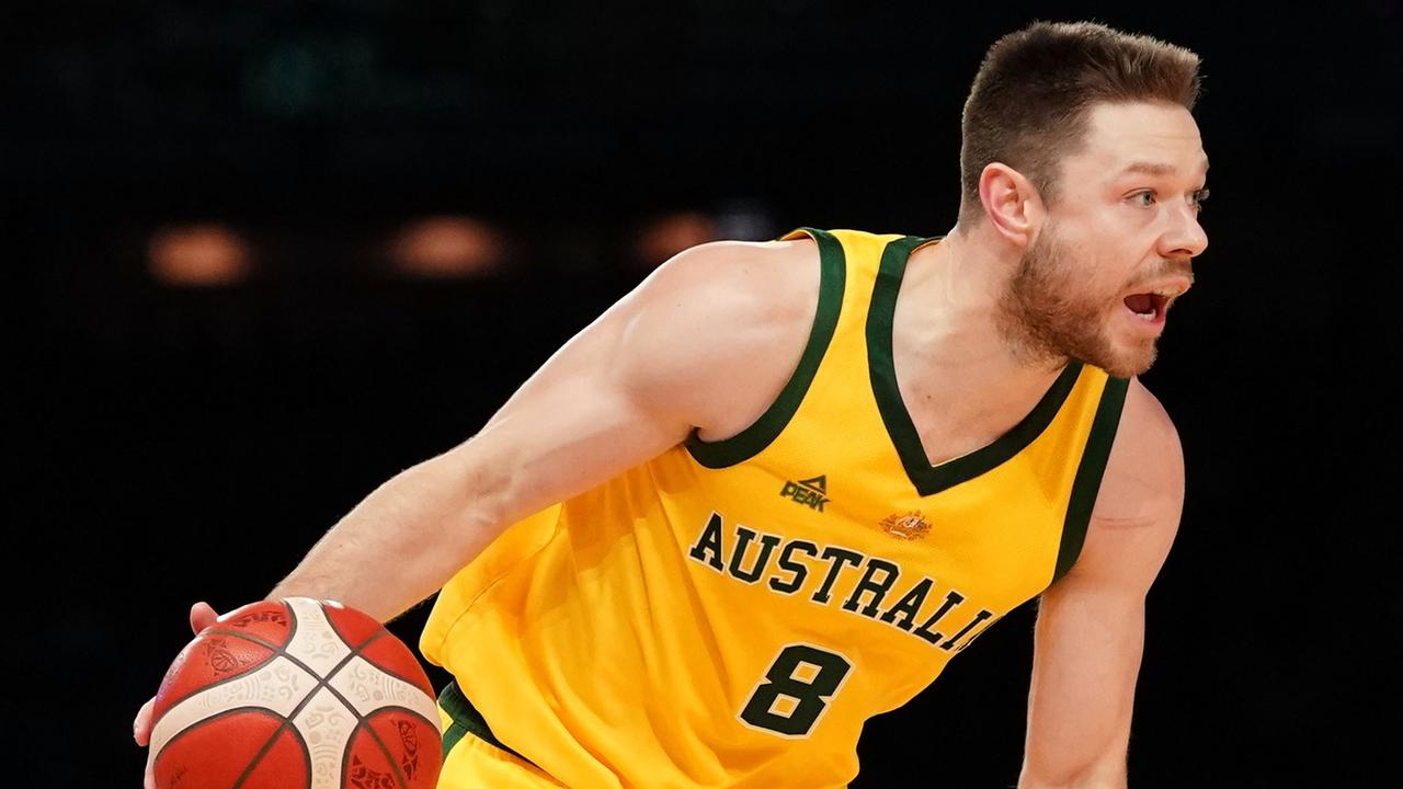 Matthew Dellavedova has given Boomers officials his assurances that he will be ready for the Tokyo Olympics