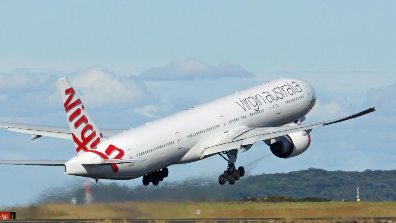 The secret rooms revealed inside Virgin Australia's Boeing 777's.