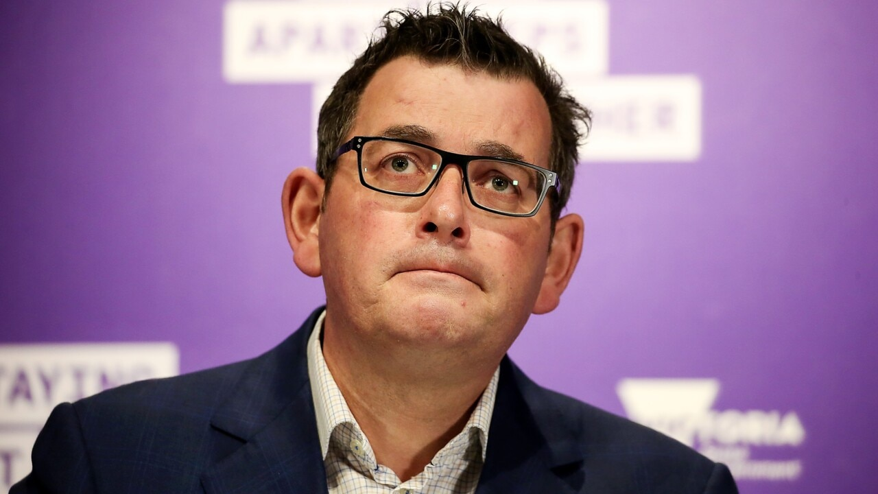 Andrews pressed on accountability of second wave deaths