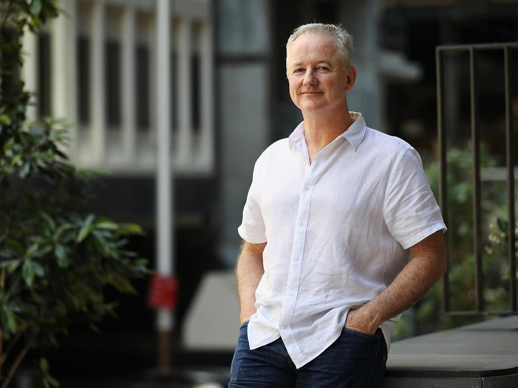 Hugh Marks informed staff via an email last November that had resigned as CEO of Nine Entertainment Co after five years at the helm. Picture: Jane Dempster