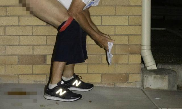 Neighbours do their own detective work to catch 'serial poo jogger'