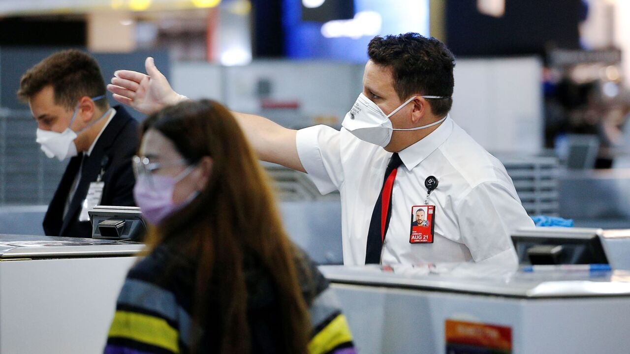 Airports to make you carry a 'vaccination passport': Report