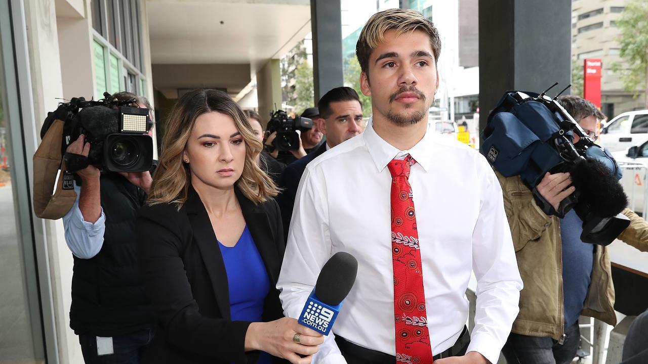 Elijah Taylor pleaded guilty to assaulting his ex-girlfriend