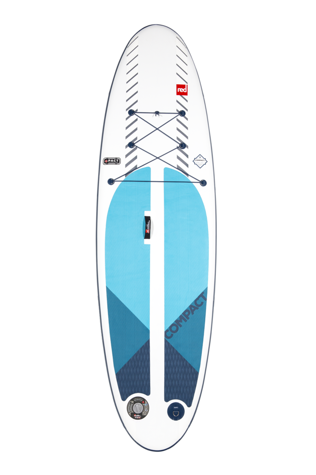 "9'6"" COMPACT SUP, $2,299.00 FROM RED PADDLE CO Adults and teens will love this full-sized inflatable paddle board that can fold down into half the size of a regular blow-up board. It also weights just eight kilos making it perfect for those who prefer to travel light. Picture: Red Paddle Co"