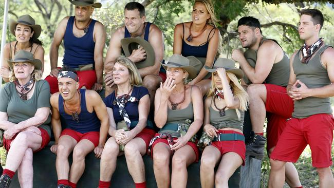 Some of the stars who appeared on this year's series of I'm a Celeb.