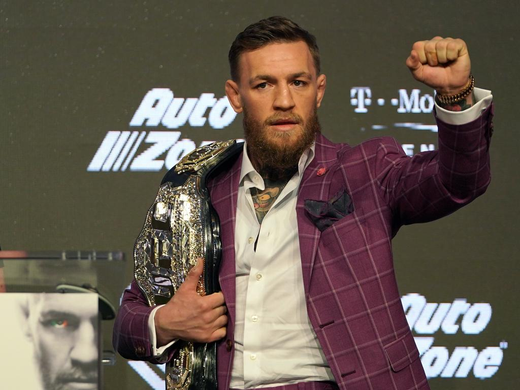 Conor McGregor's return could be sooner rather than later.