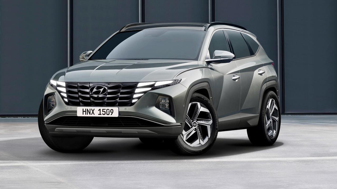 hyundai tucson, kia sportage: most important new cars due