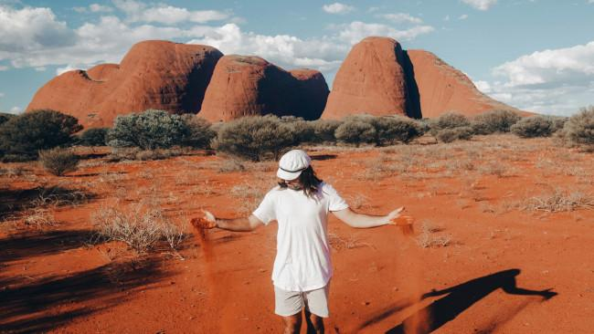 4/4 Uluru-Kata Tjuta National Park Considered the spiritual heart of Australia, this park should be on everyone's travel radar. It is home to Uluru, the world's largest monolith and Lonely Planet's top three best places to see in 2020, as well as the lesser-known soaring rock domes of Kata Tjuta (the Olgas).Must doThere's plenty of life-changing ways to witness the World Heritage-listed natural wonders in person. Opt for a Segway tour or camel ride across the desert dunes, or try tandem skydiving for 360-degree views at sunrise. Choose from a number of walking tracks including the 2.6km Walpa Gorge Walk or 7.4km Valley of the Winds walk, offering unparalleled views of the rugged outback landscape. Picture: Tourism NT/Hayley AndersenSee also:- Australia's 50 best natural wonders