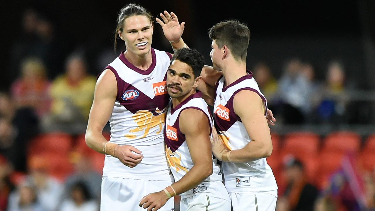 The Lions were way, way too good for Gold Coast. (Photo by Matt Roberts/AFL Photos/via Getty Images)
