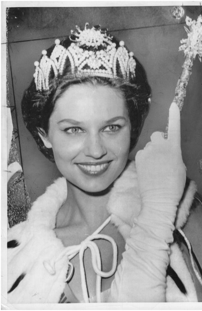 Tania Verstak, who held the titles of Miss Australia (1961) and Miss International (1962), was one of the three people Leonard demanded to speak with.
